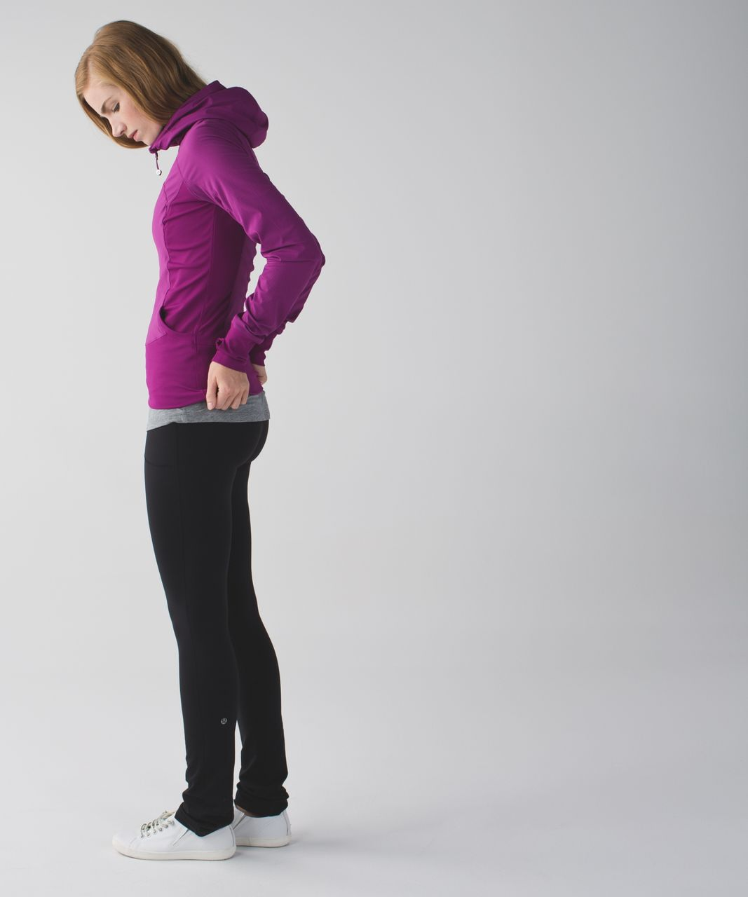 Lululemon In Flux Jacket - Regal Plum