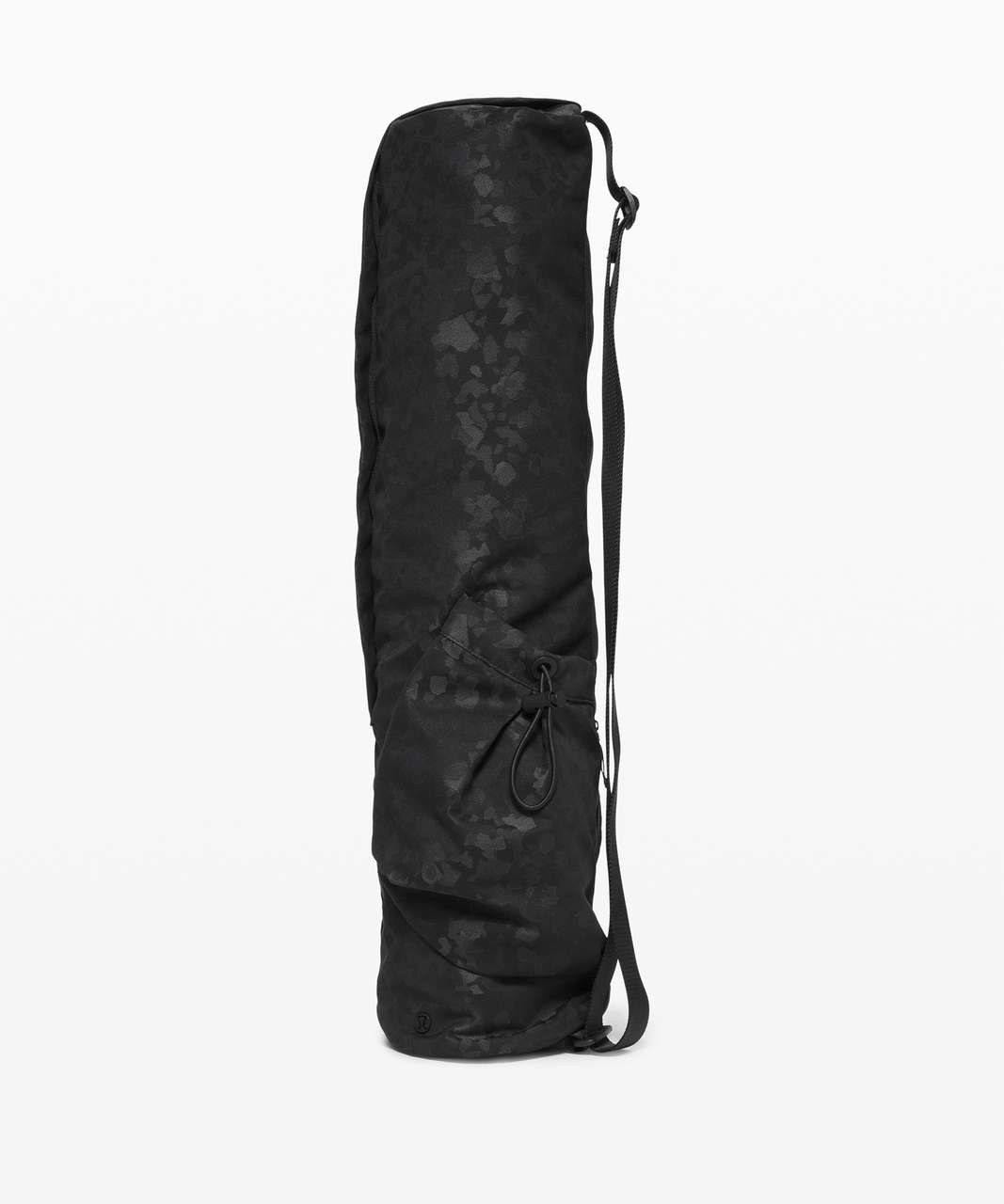 Lululemon The Yoga Mat Bag *16L - Fragment Camo Jacquard Black Deep Coal