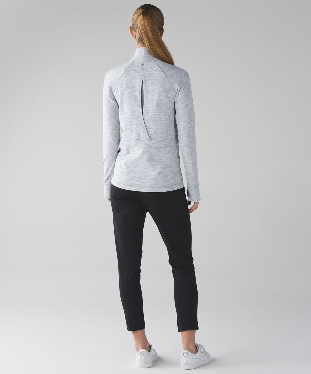 Lululemon Sunshine Salutation Jacket - Wee Are From Space Nimbus Battleship / Battleship
