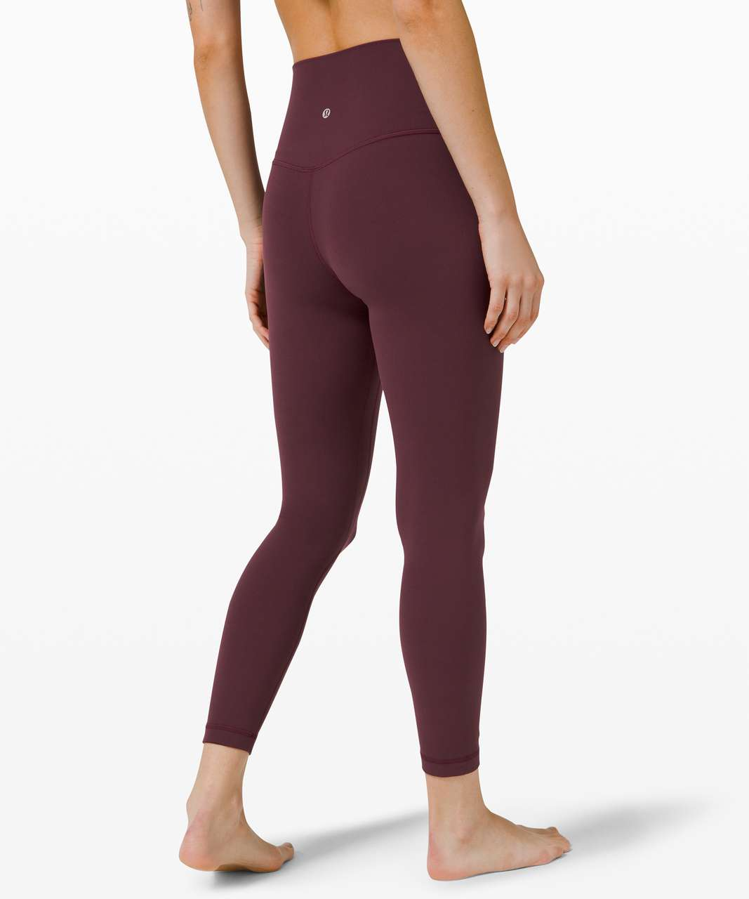 """Lululemon Align Pant II 25"""" - Cassis (First Release)"""