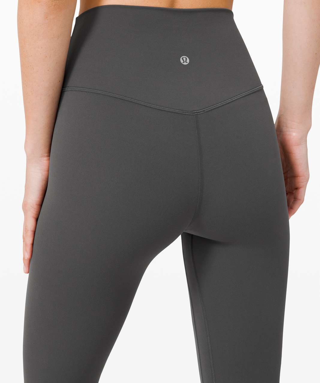 """Lululemon Align Pant II 25"""" - Graphite Grey (First Release)"""