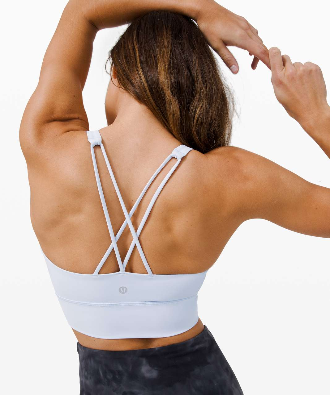 Lululemon Free To Be Bra Long Line *Light Support, A/B Cup (Online Only) - Daydream