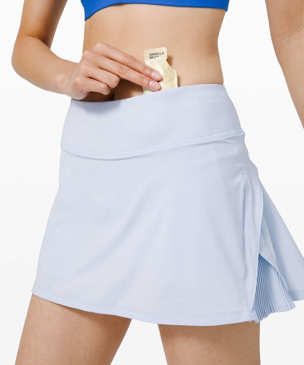 "Lululemon Play Off The Pleats Skirt *13"" - Daydream"