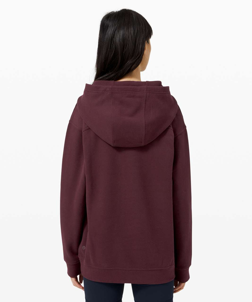 Lululemon All Yours Hoodie - Cassis