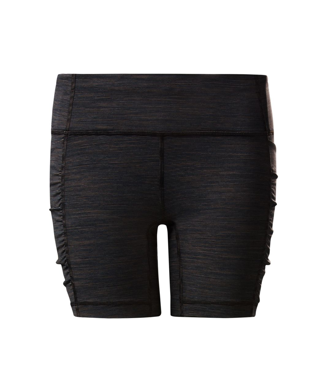 Lululemon Speed Track Short - Wee Are From Space Cool Cocoa Soot Light