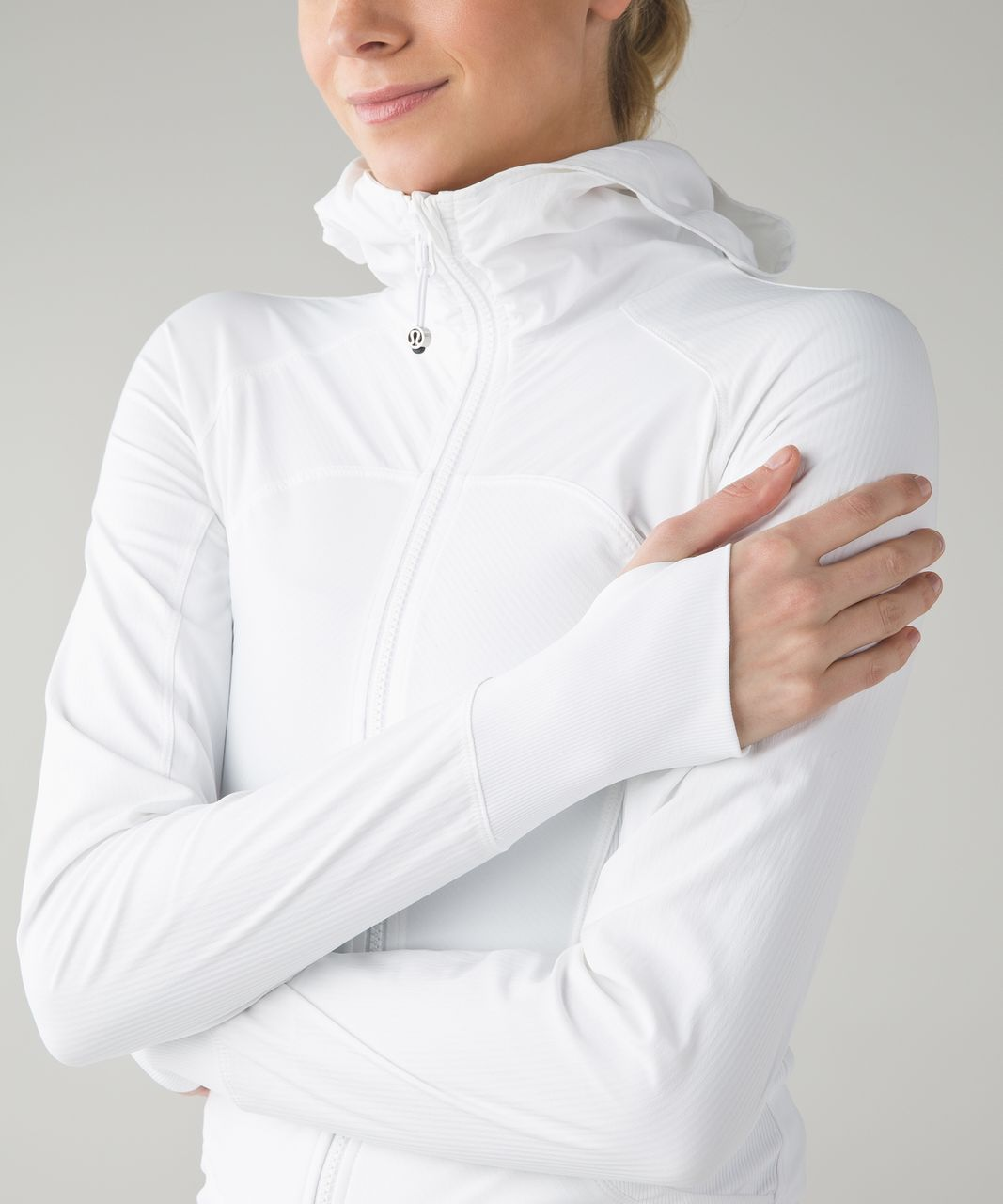 Lululemon In Flux Jacket - White