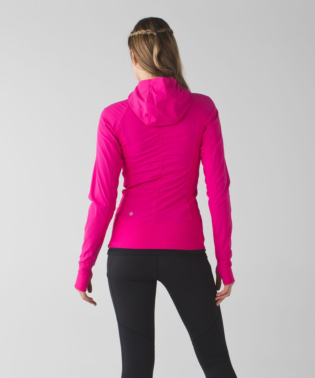 Lululemon In Flux Jacket - Jewelled Magenta