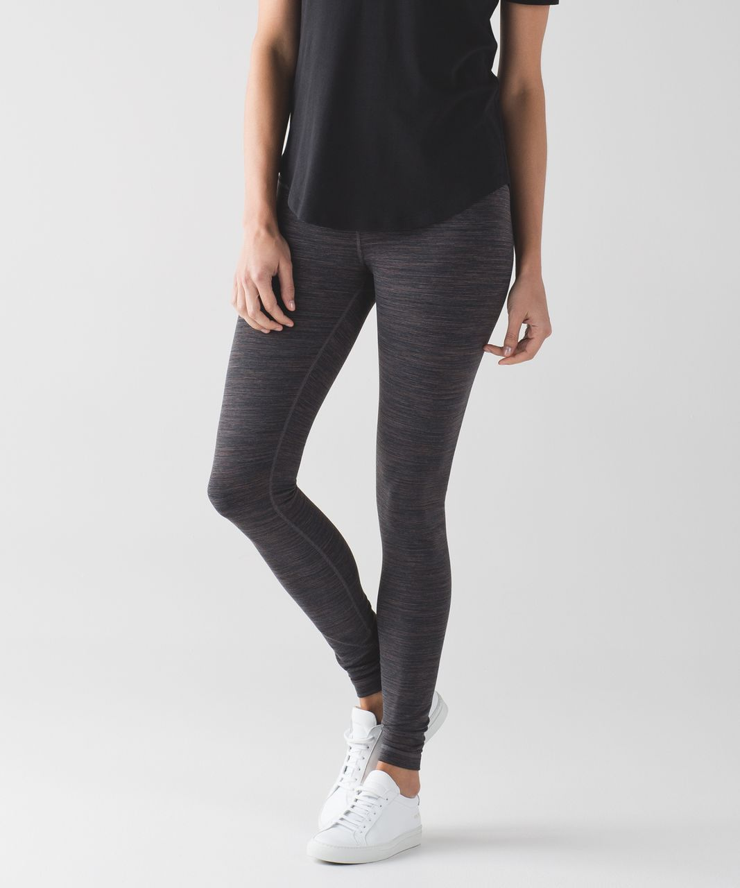 Lululemon Wunder Under Pant (Hi-Rise) - Wee Are From Space Cool Cocoa Soot Light