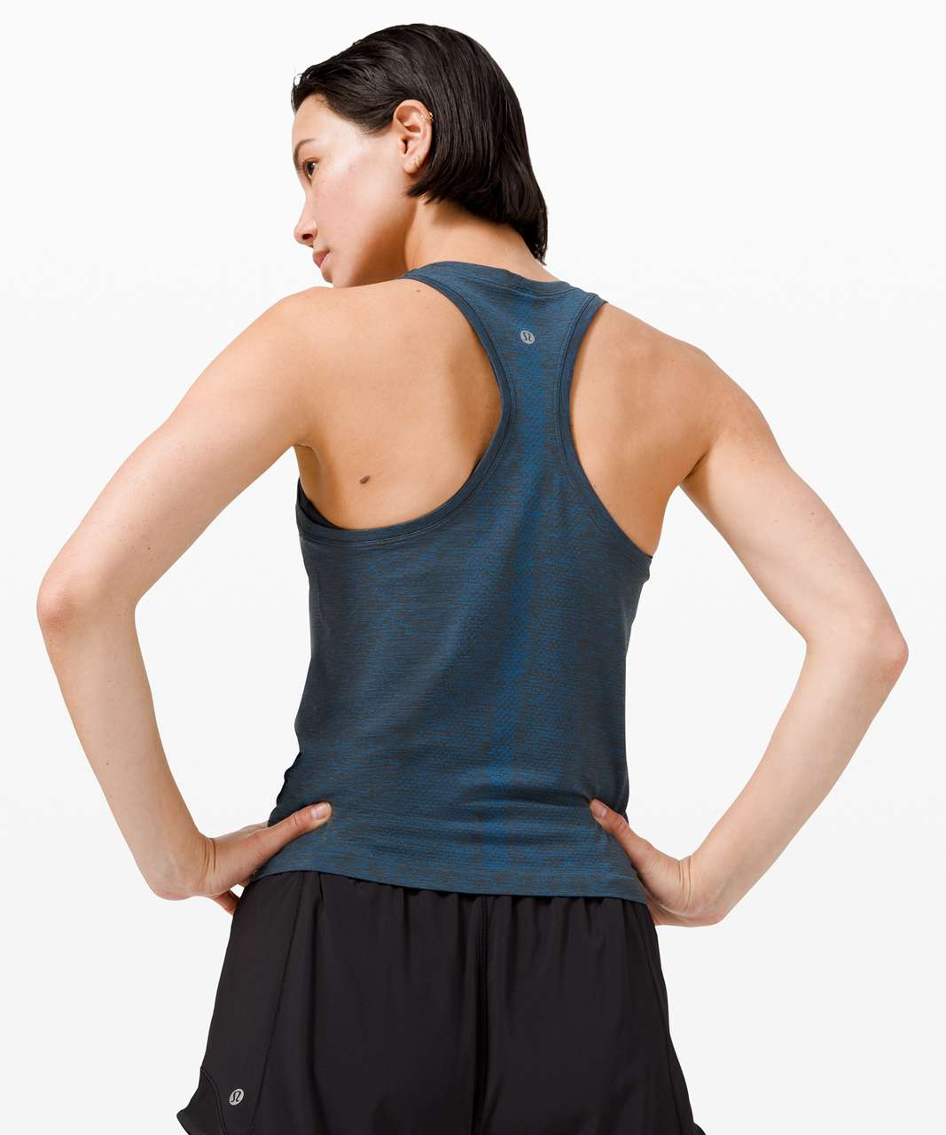 Lululemon Swiftly Tech Racerback 2.0 *Race - Wild Bluebell / Graphite Grey
