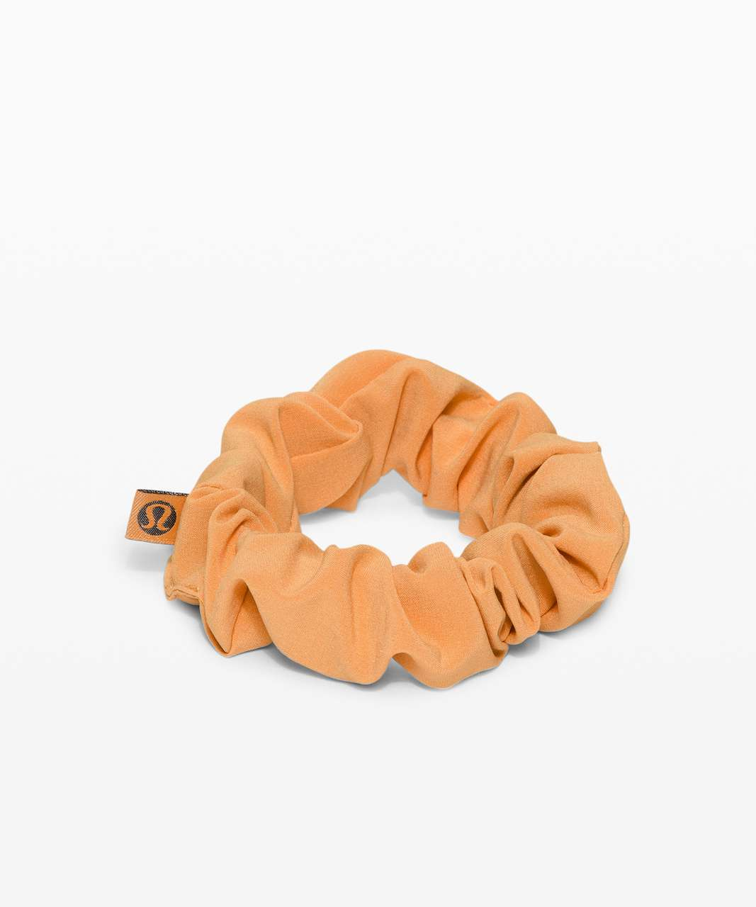 Lululemon Uplifting Scrunchie - Monarch Orange