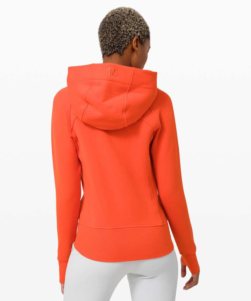 Lululemon Scuba Hoodie *Light Cotton Fleece - Brick