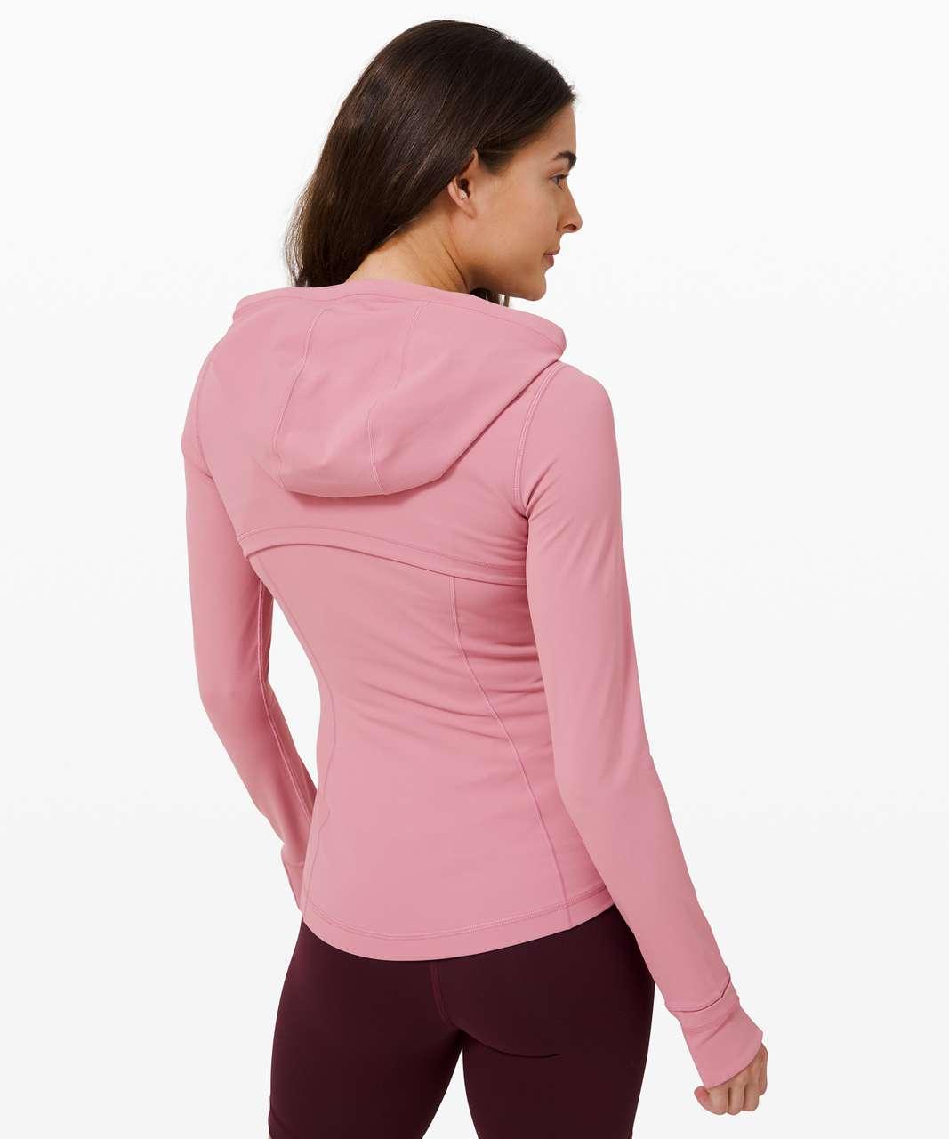 Lululemon Hooded Define Jacket *Nulu - Pink Taupe