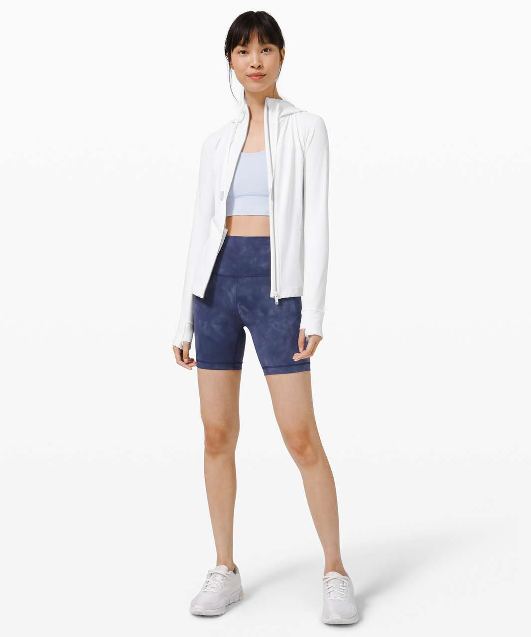 Lululemon Hooded Define Jacket *Nulu - White (Second Release)