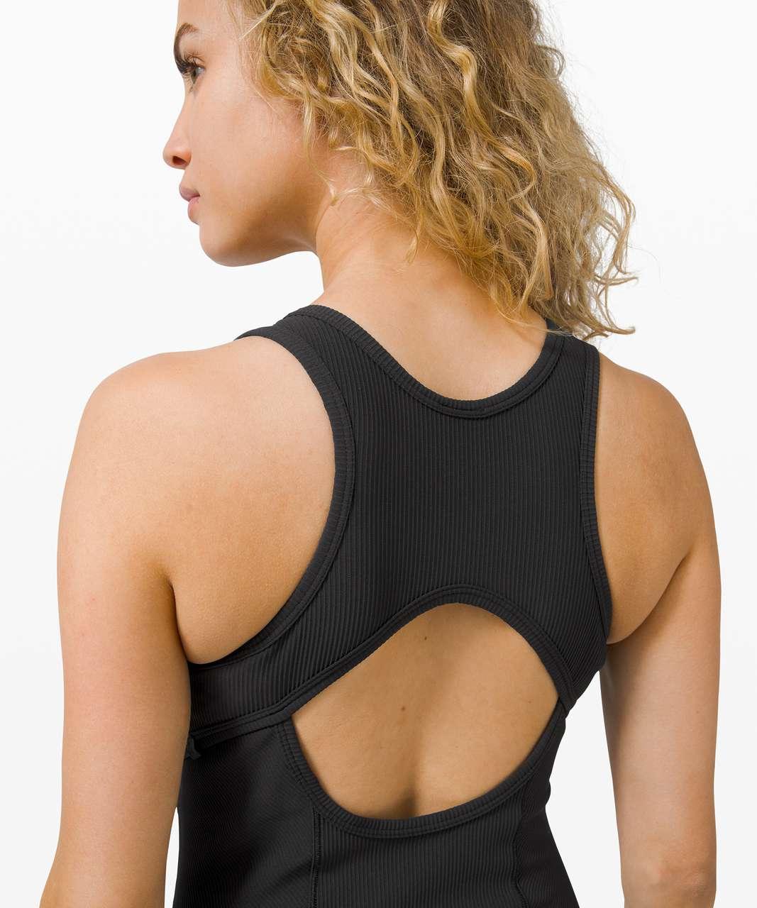 Lululemon Brunch and Back Dress - Black