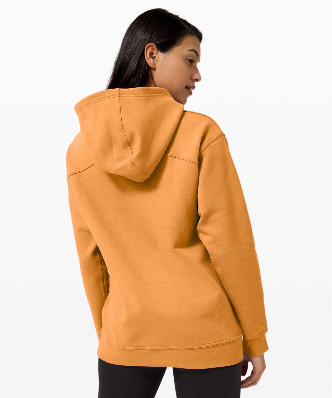 Lululemon All Yours Hoodie - Monarch Orange