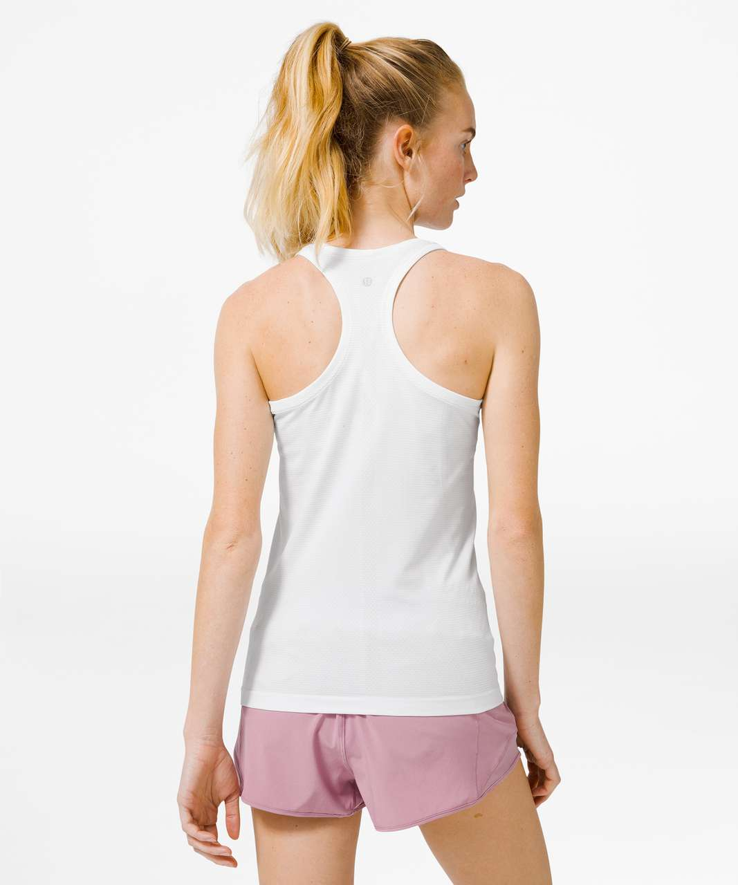 Lululemon Swiftly Tech Racerback 2.0 - White / White (First Release)