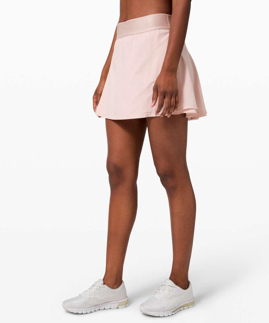Lululemon Morning Match Skirt *Tall - Pink Bliss