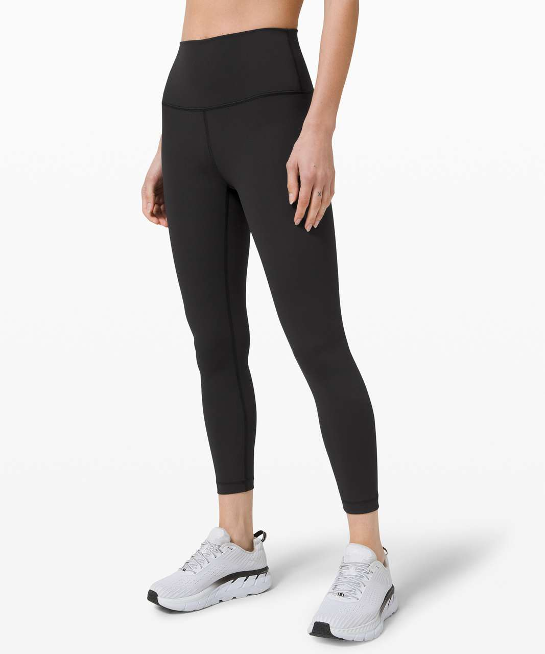 """Lululemon Wunder Under High-Rise Tight 25"""" *Earth Day Edition - Black"""