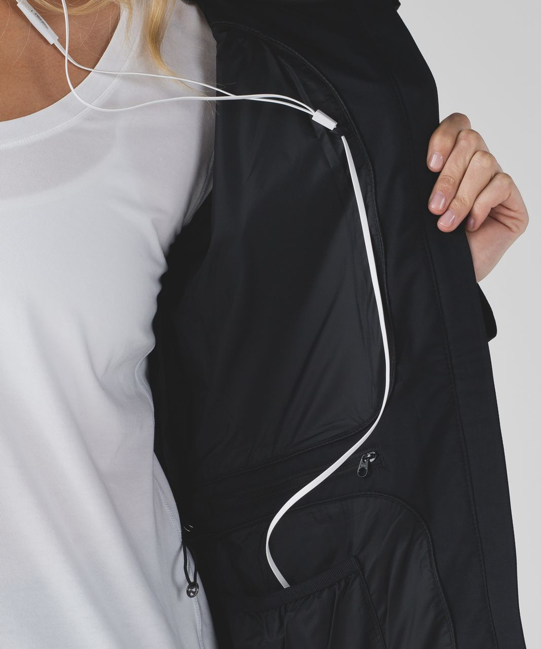 Lululemon Rain For Daze Jacket II - Black