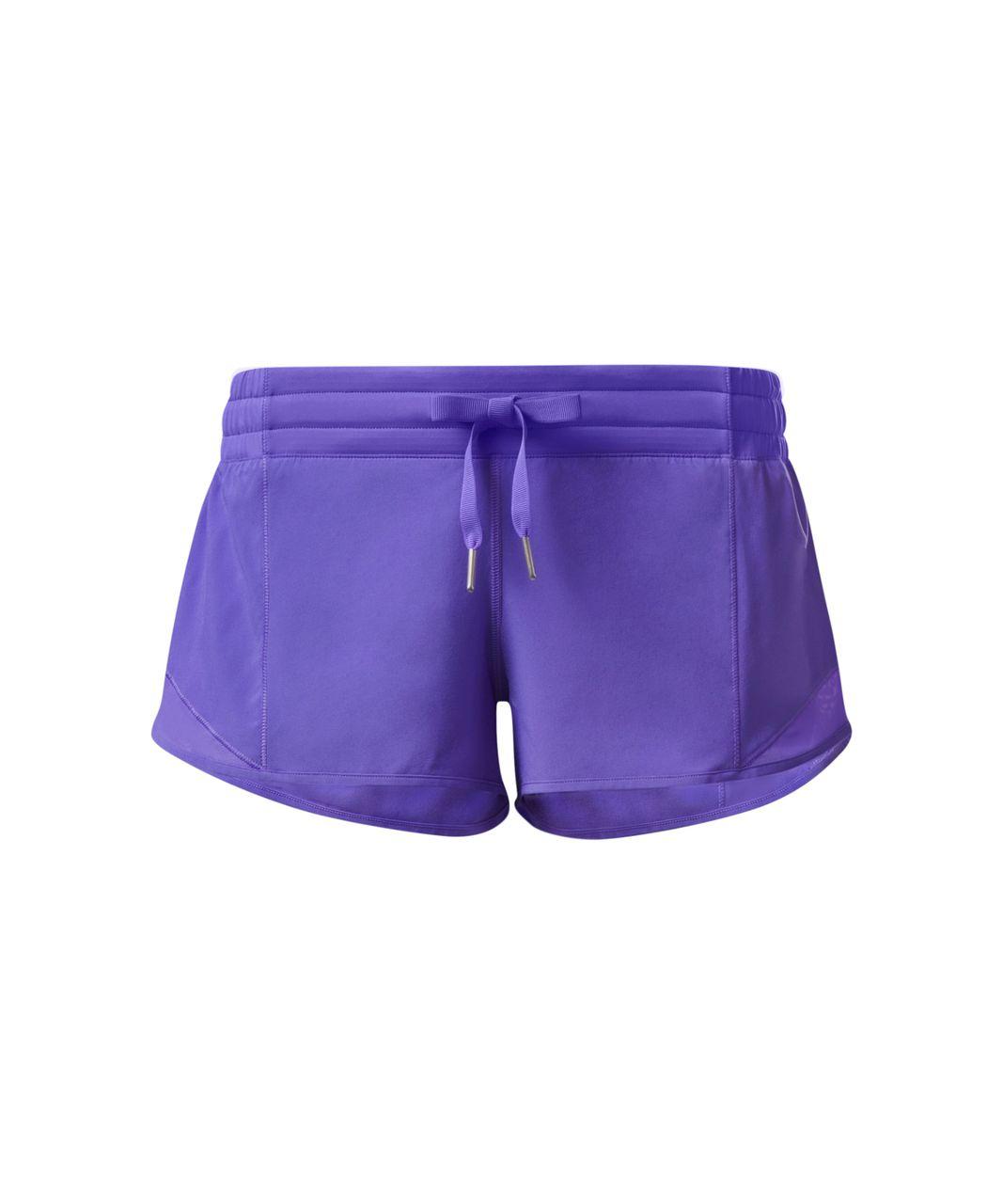 Lululemon Hotty Hot Short - Power Purple
