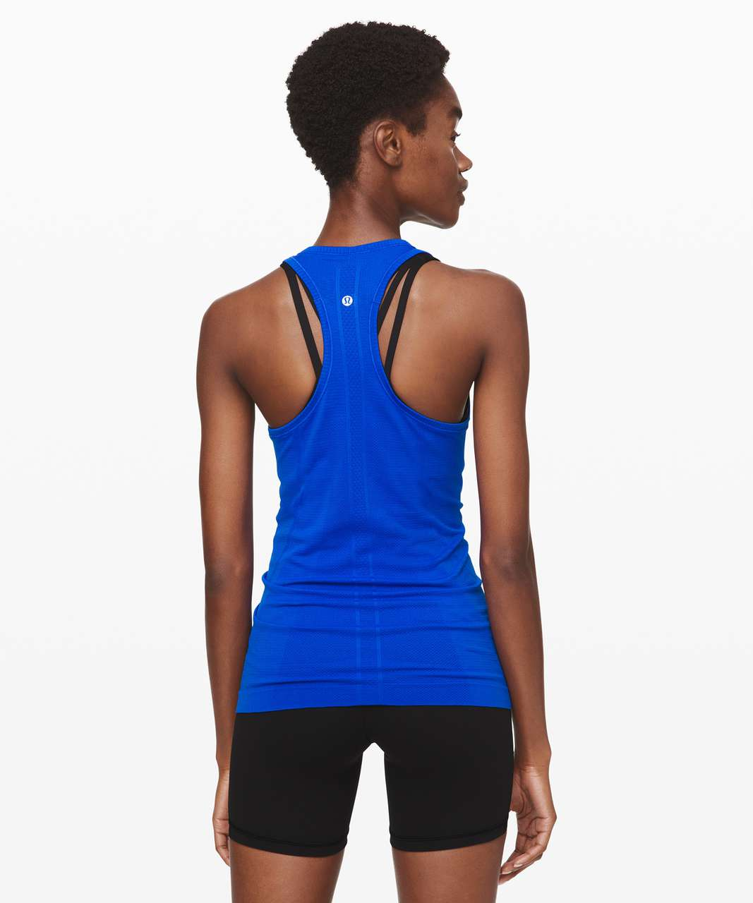 Lululemon Swiftly Tech Racerback - Cerulean Blue / Cerulean Blue