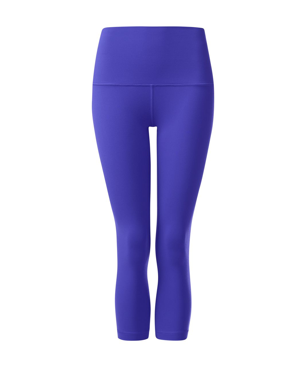 Lululemon Wunder Under Crop (Hi-Rise) - Super Purple