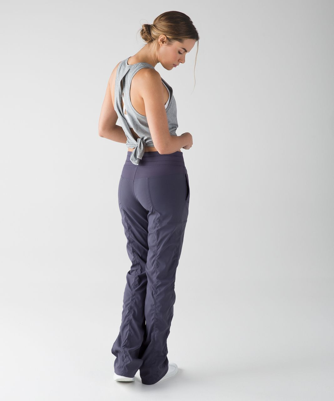 Lululemon Studio Pant III (Tall) (Unlined) - Greyvy