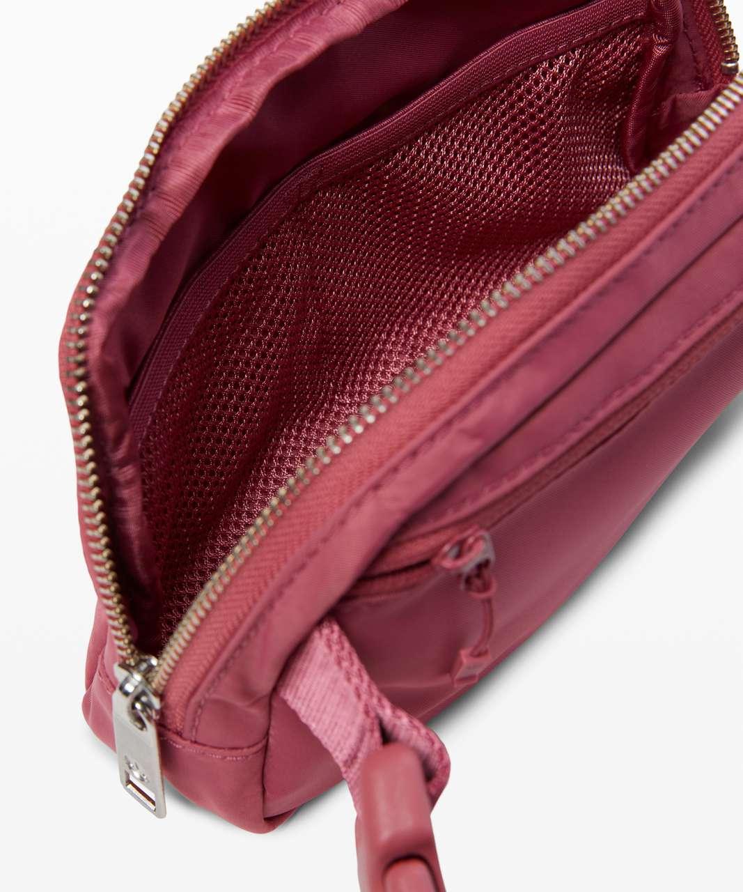 Lululemon Everywhere Belt Bag *1L - Cherry Tint