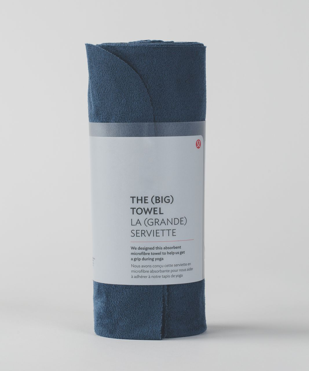 Lululemon The (Big) Towel - Iron Blue