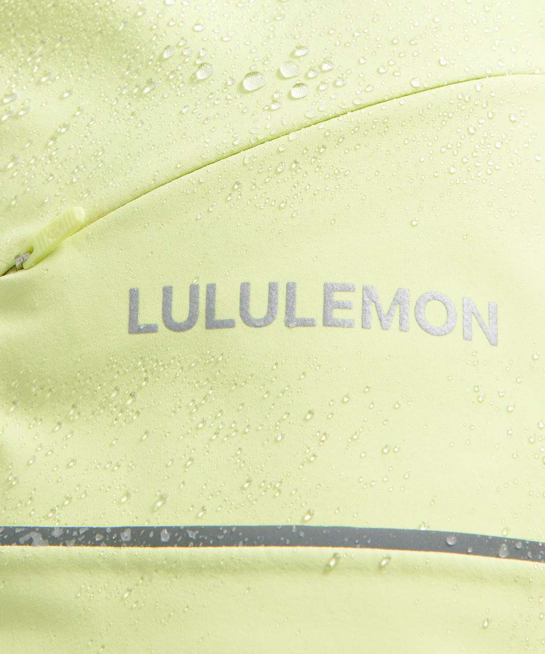 Lululemon Cross Chill Jacket - Lemon Vibe
