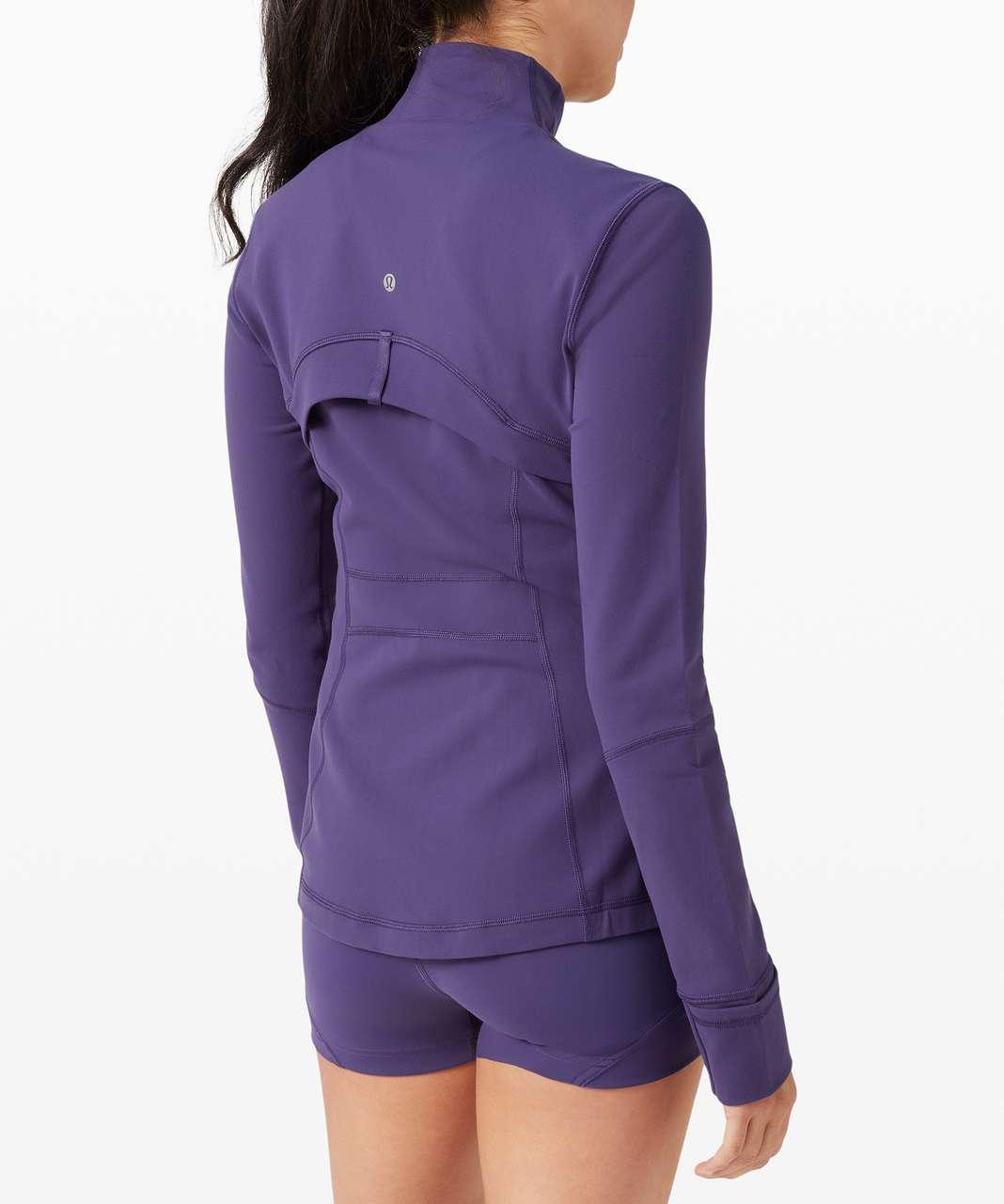 Lululemon Define Jacket - Midnight Orchid