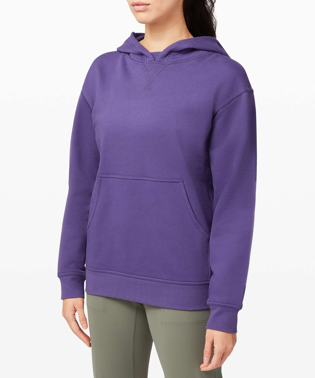 Lululemon All Yours Hoodie *Terry - Midnight Orchid