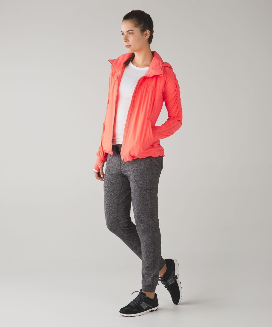Lululemon Gather Me Slightly Jacket - Very Light Flare