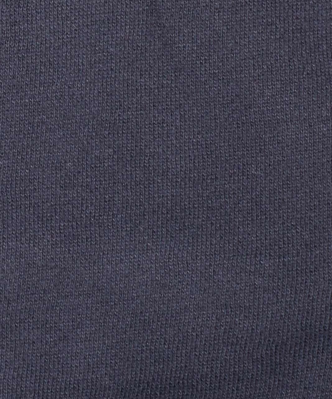Lululemon Scuba Hoodie *Light Cotton Fleece - Midnight Navy