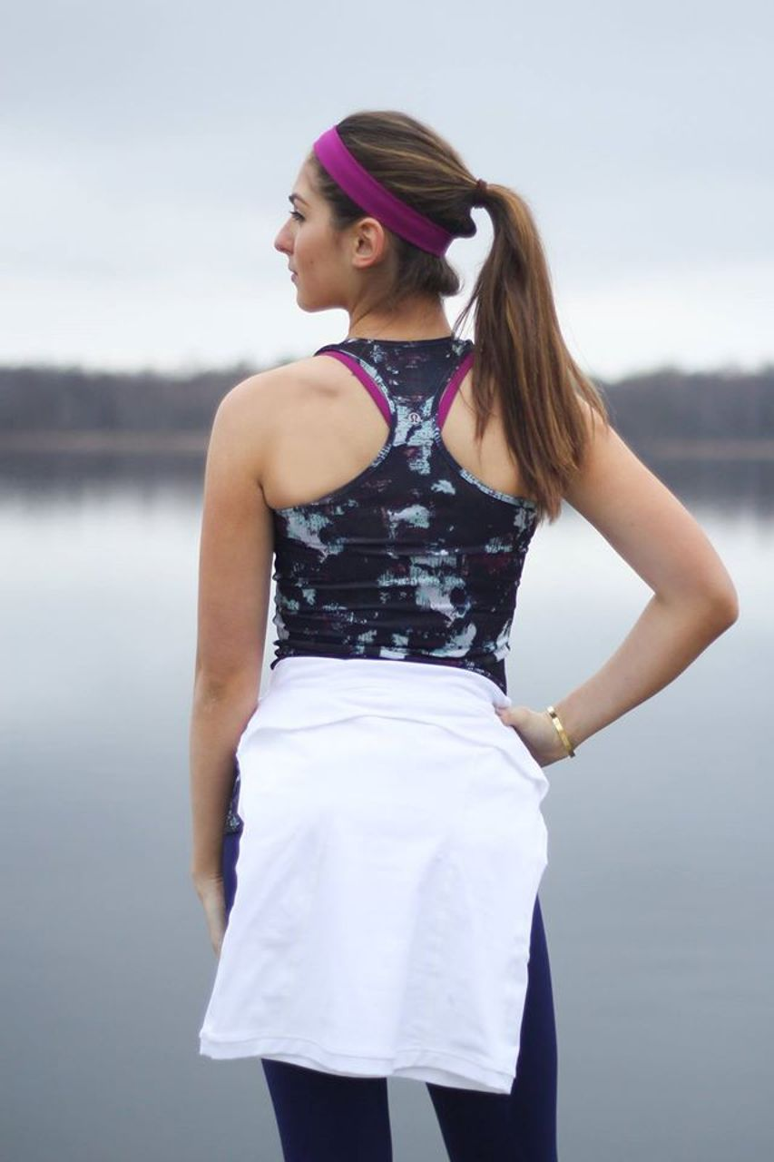 Lululemon Cool Racerback - Static Blossom Multi