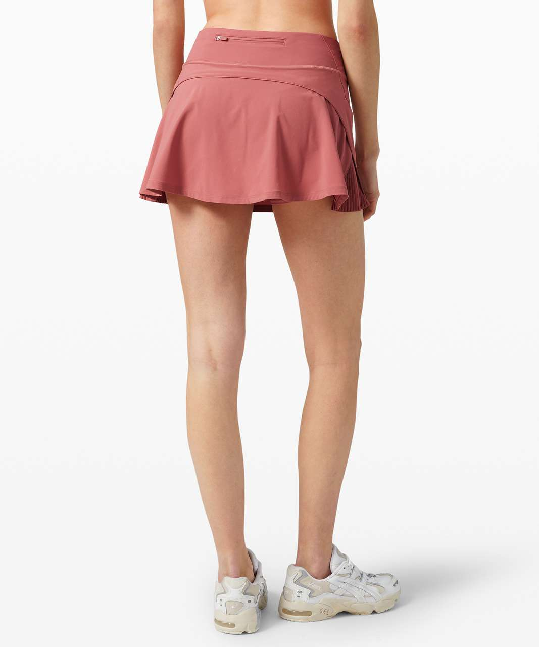 "Lululemon Play Off The Pleats Skirt *13"" - Cherry Tint"