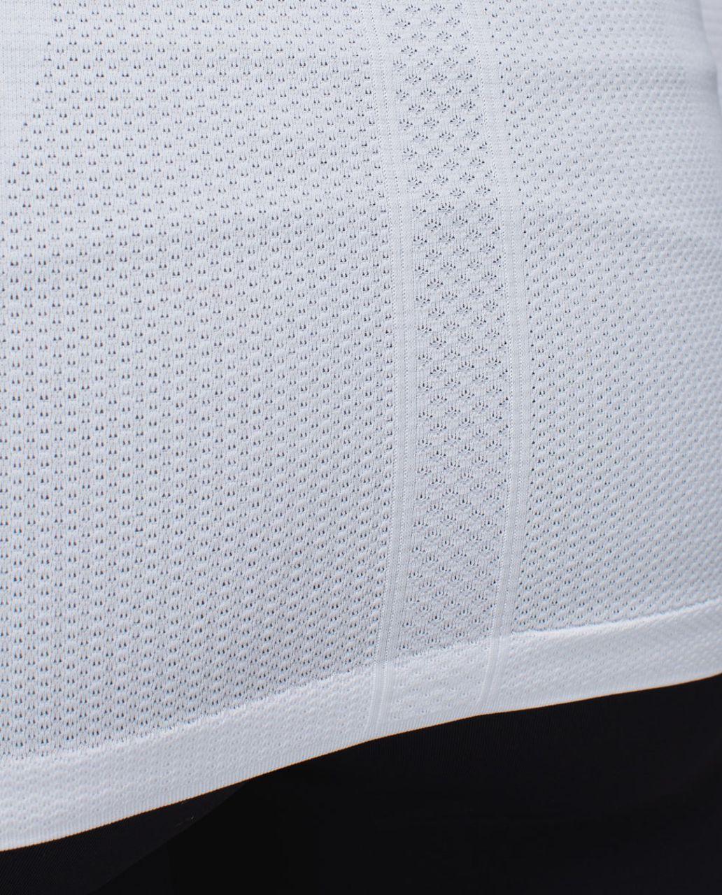 Lululemon Swiftly Tech Long Sleeve - White