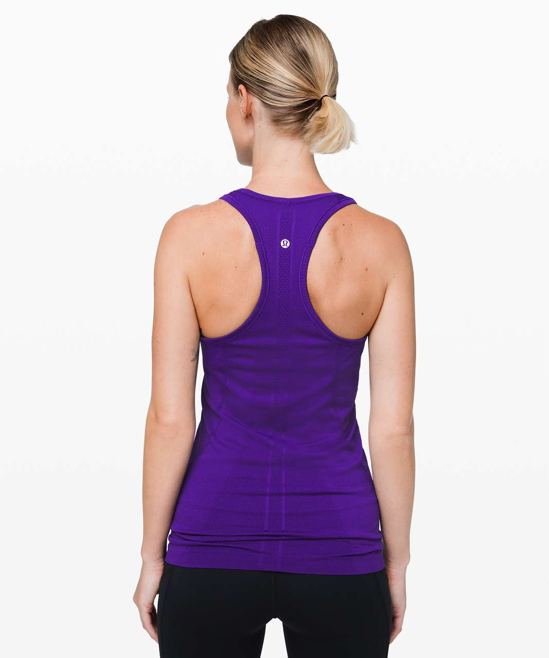 Lululemon Swiftly Tech Racerback - Court Purple / Court Purple