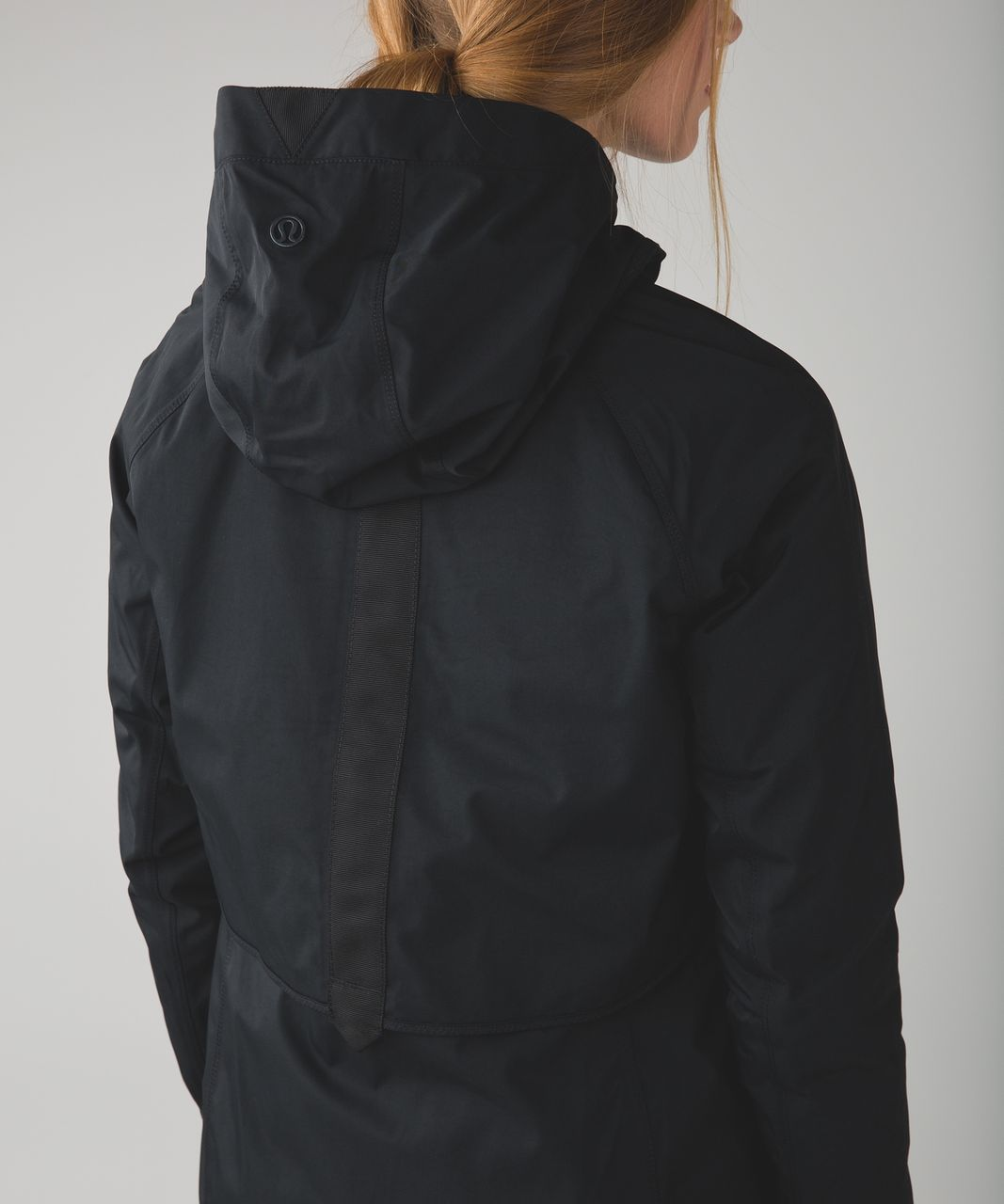 Lululemon Four The Helluvit Jacket - Black / Dandy Digie Multi