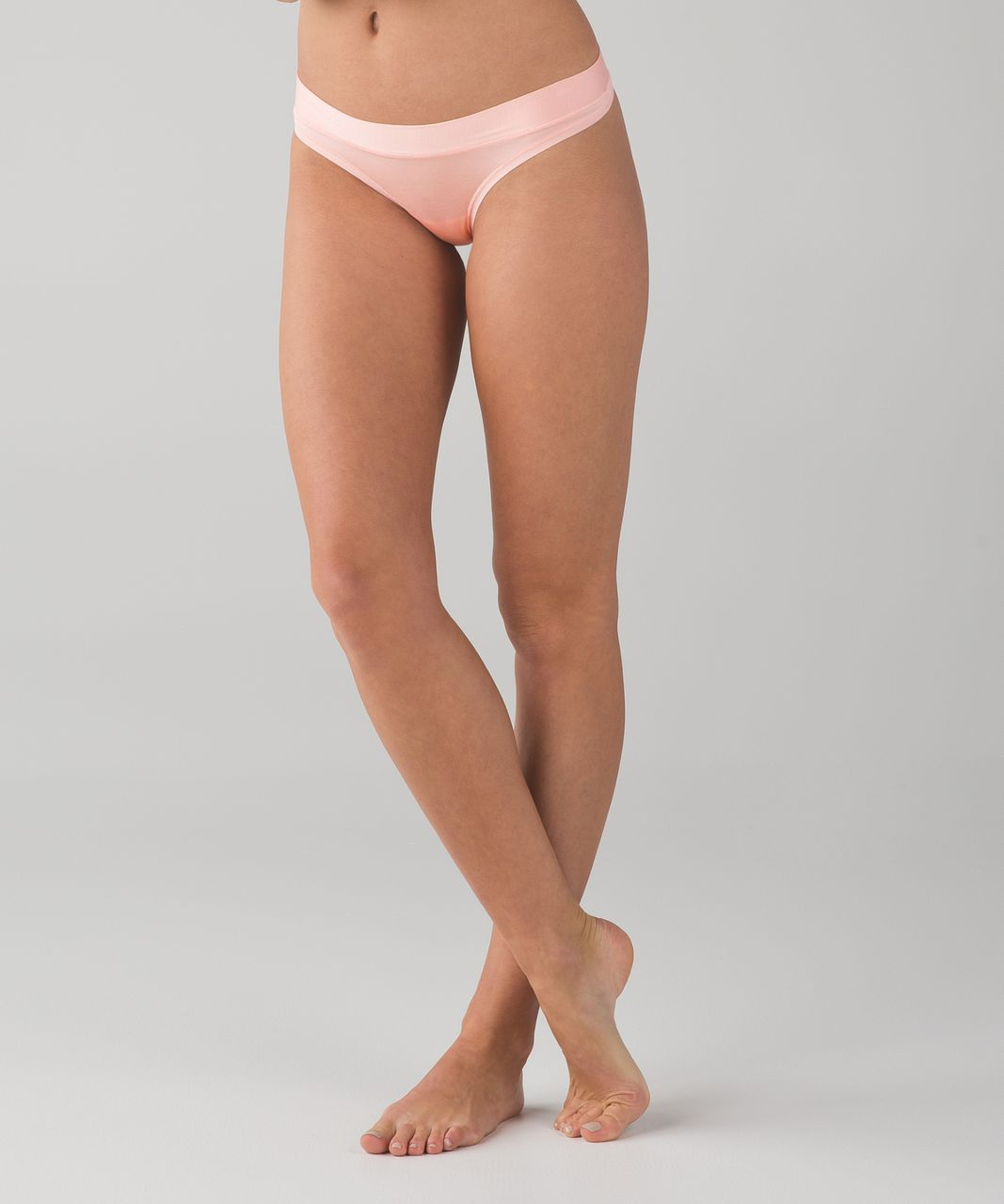 Lululemon Mula Bandhawear Thong - Minty Pink