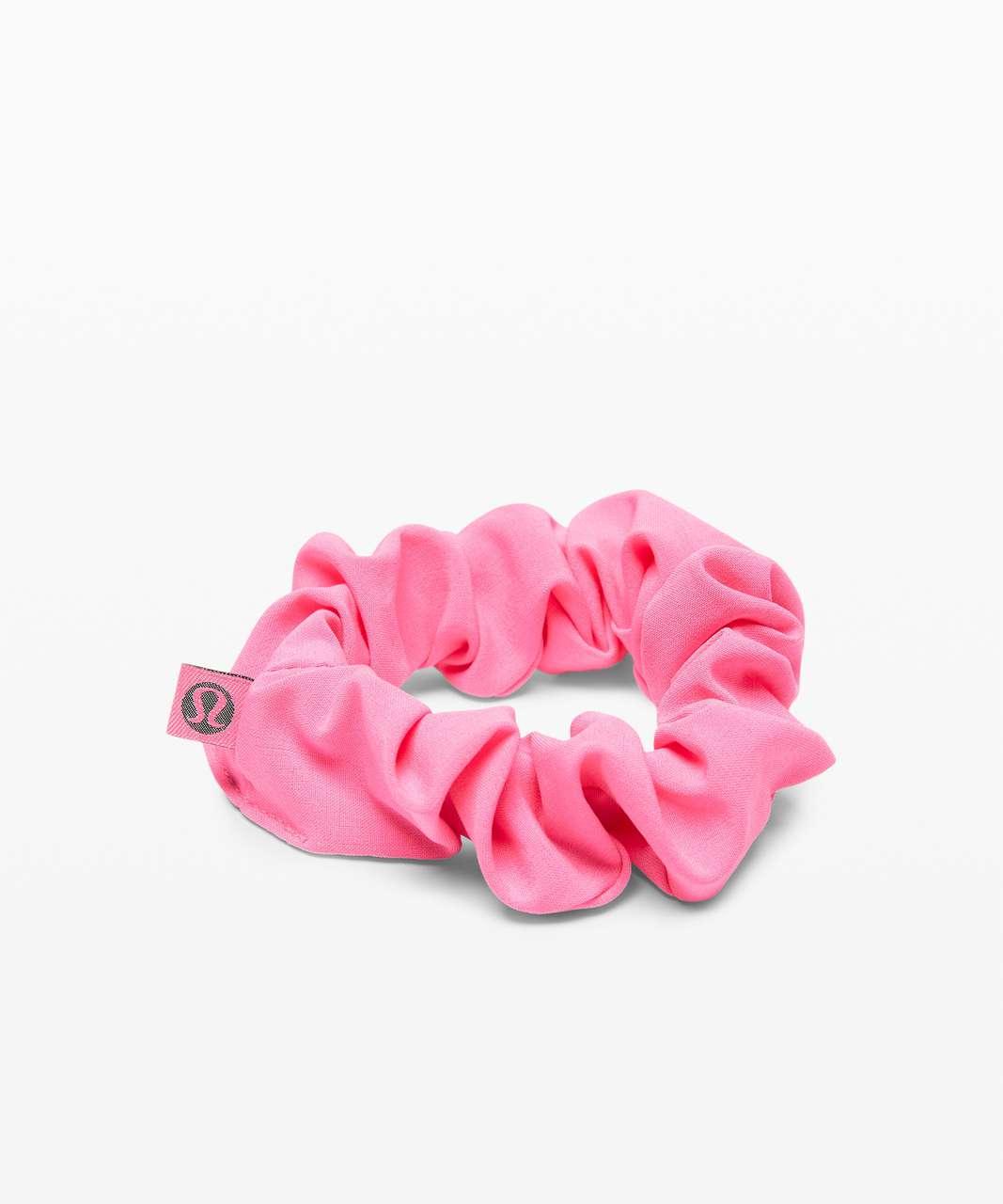 Lululemon Uplifting Scrunchie - Dark Prism Pink