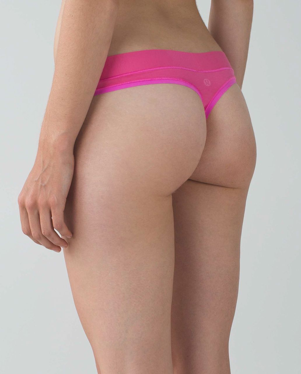 Lululemon Mula Bandhawear Thong - Pow Pink Light