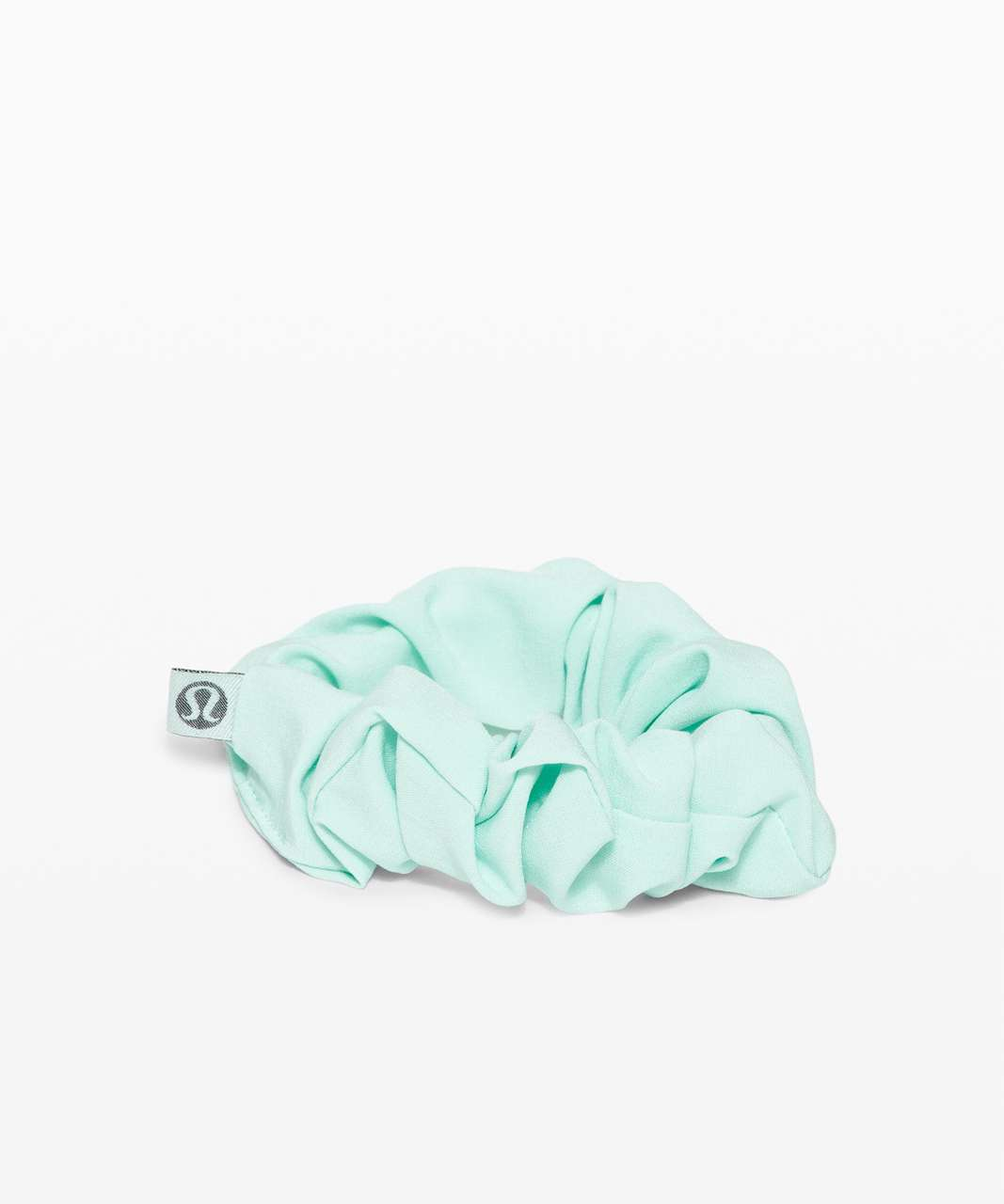 Lululemon Uplifting Scrunchie - Blue Glow