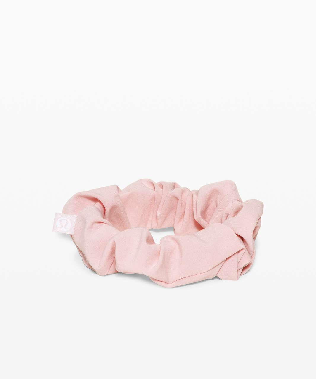 Lululemon Uplifting Scrunchie - Misty Pink
