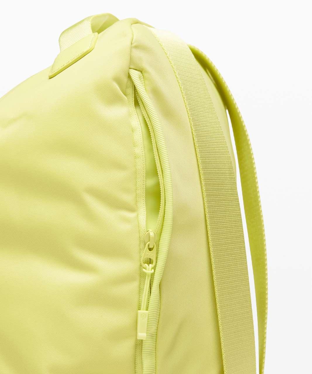 Lululemon City Adventurer Backpack Mini *10L - Lemon Vibe
