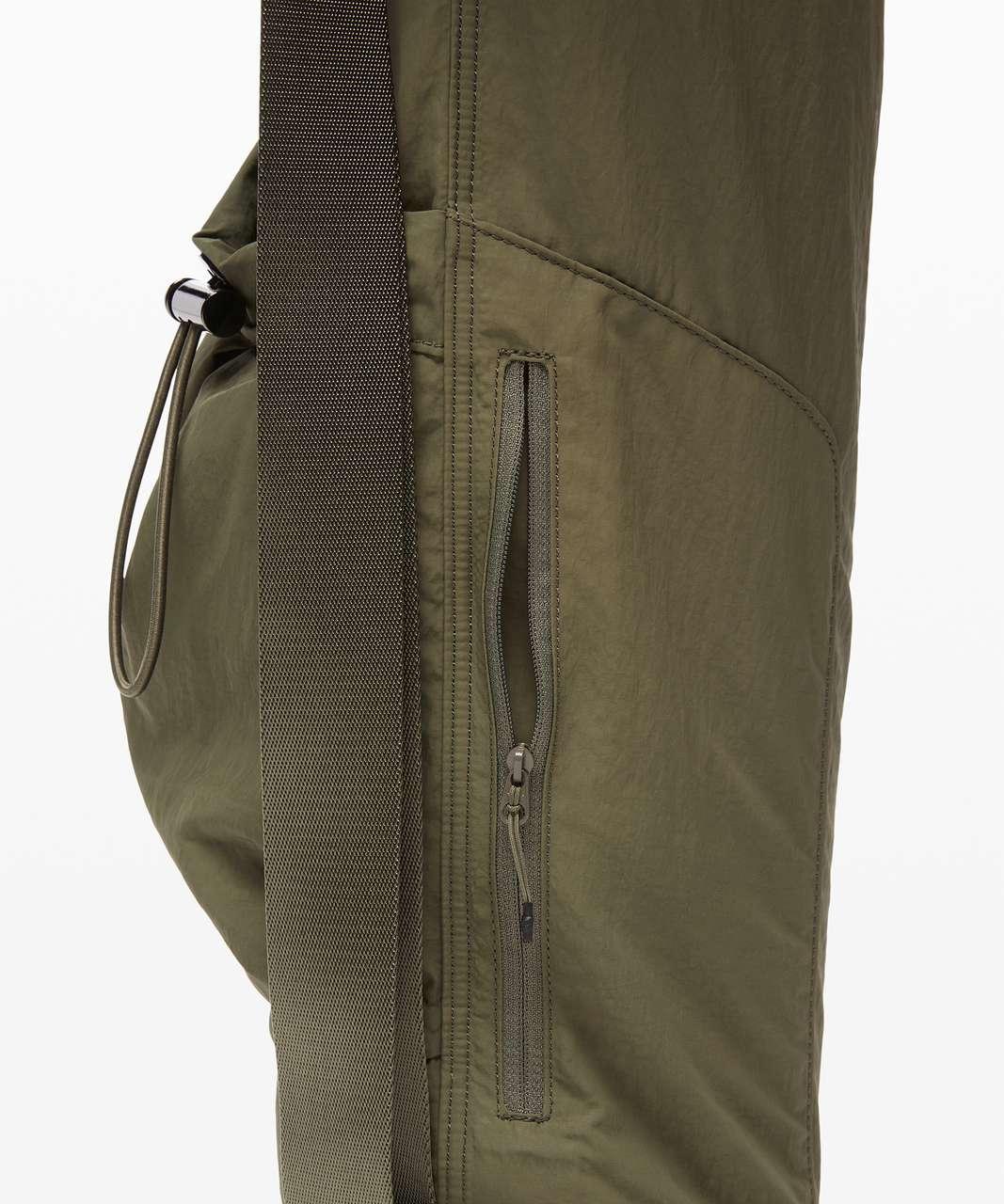Lululemon The Yoga Mat Bag *16L - Medium Olive