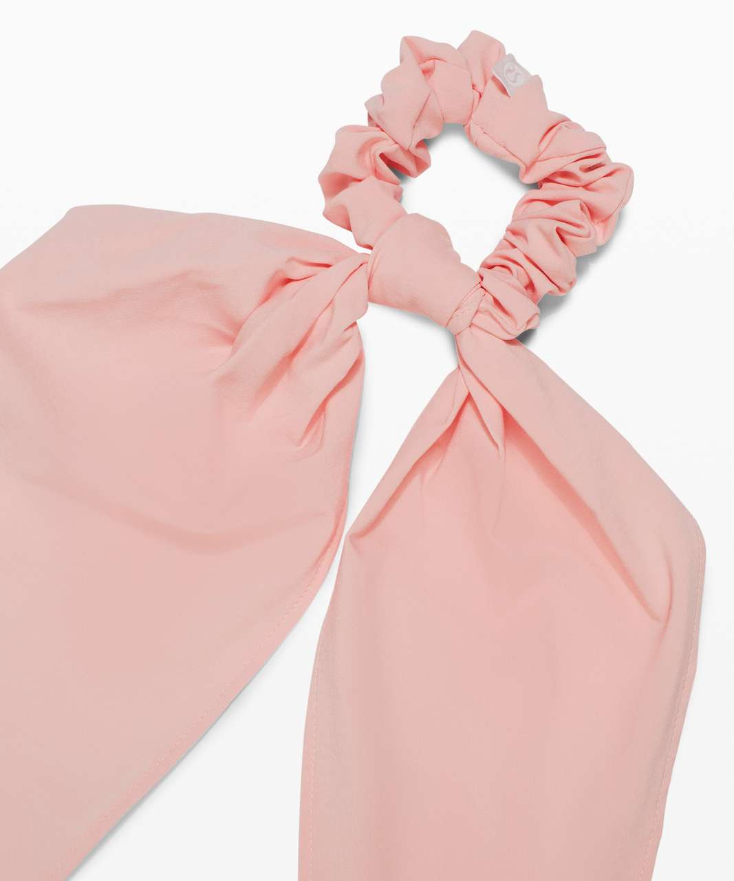 Lululemon Uplifting Scrunchie *Flow - Misty Pink