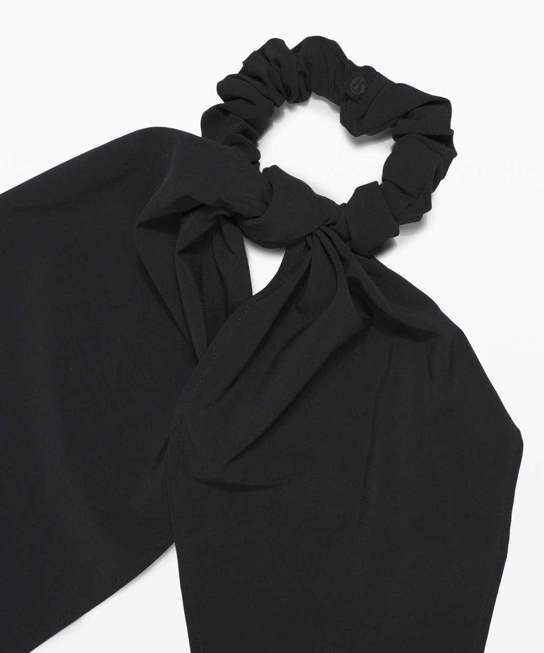 Lululemon Uplifting Scrunchie *Flow - Black