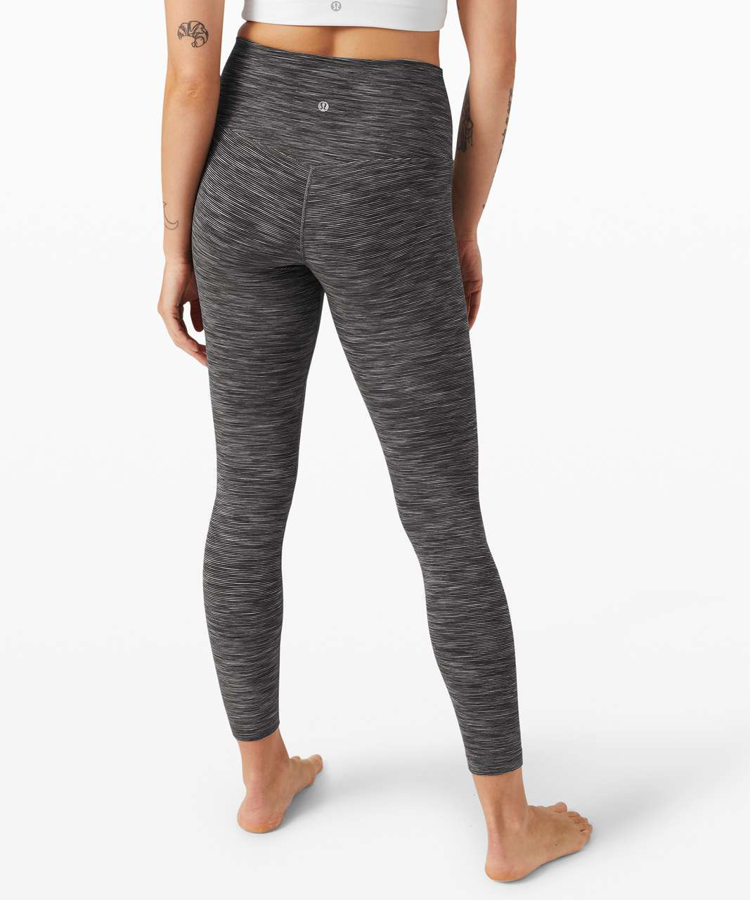 "Lululemon Align™ Pant II 25"" - Wee Are From Space Dark Carbon Ice Grey"