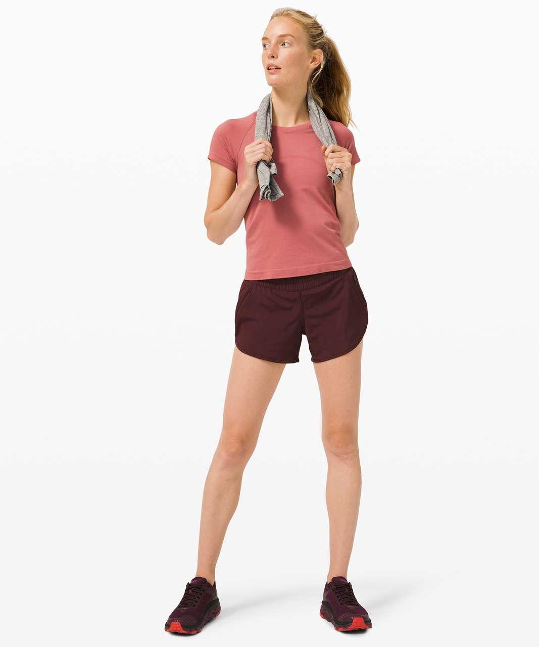 Lululemon Swiftly Tech Short Sleeve 2.0 *Race - Cherry Tint / Cherry Tint